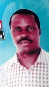 Late Mr. Jude Okwe