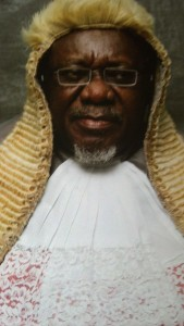 Justice Okoi Ikpi Itam, Cross River State Chief Judge