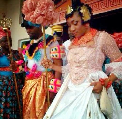 Ita Giwa's Daughter Wed In Calabar