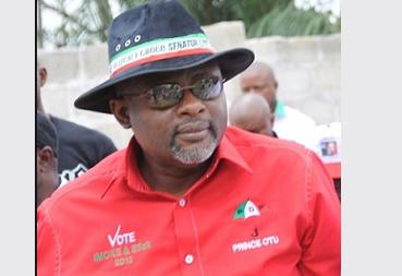 Senator Bassey Otu