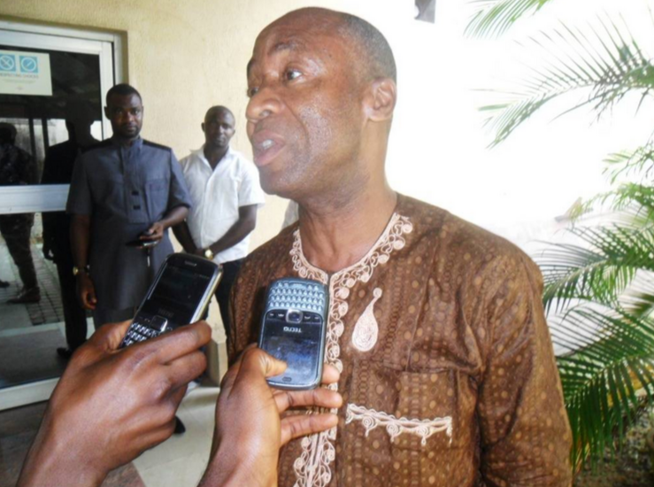 Mr. Fidel Egoro, Cross River PDP Deputy State Chairman and 2015 guber aspirant