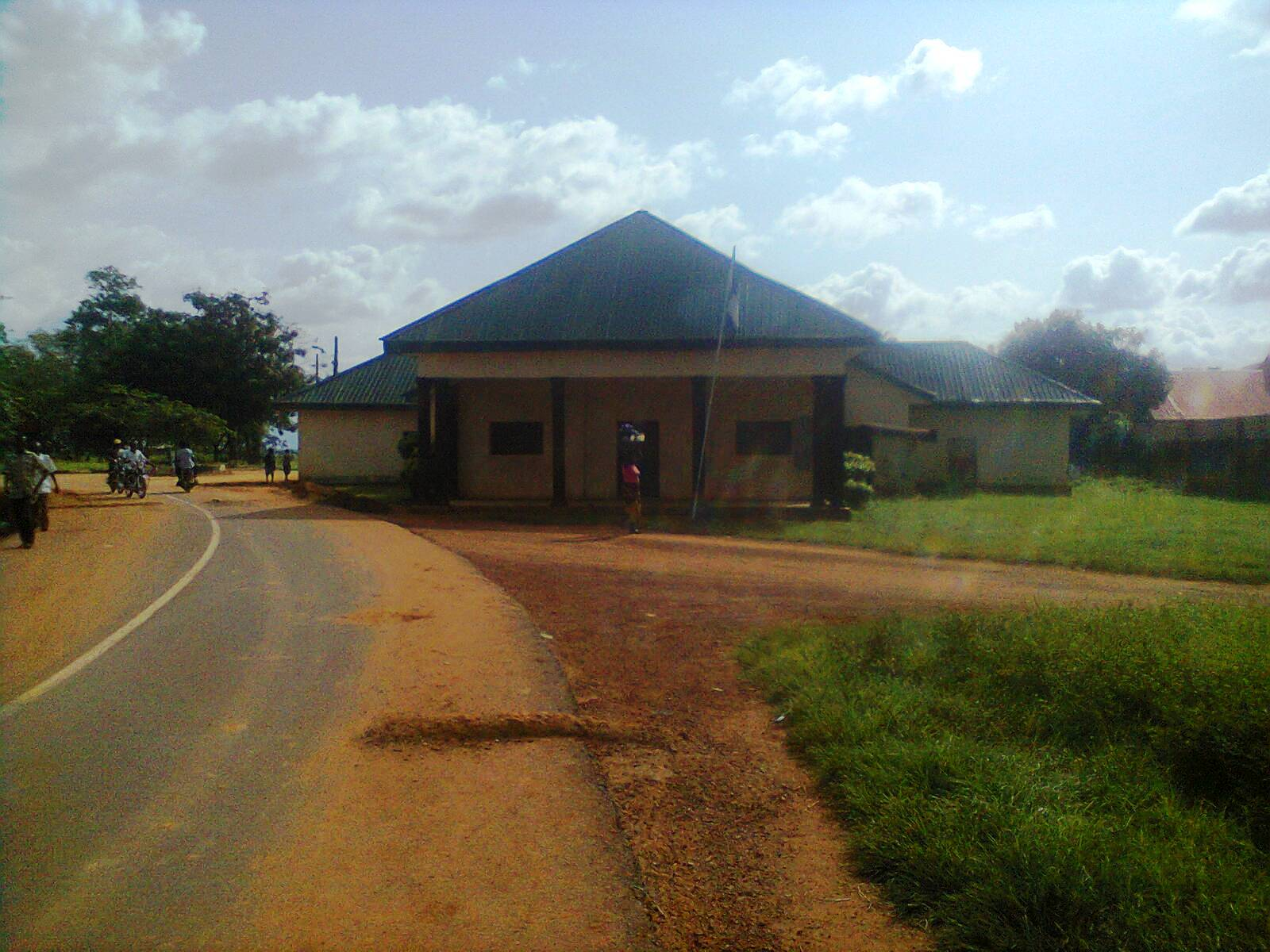 Liyel Imoke Civic Center, Obudu