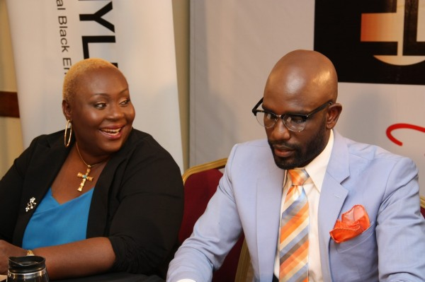 Pamela Ofoegbu and Mai Atafo (picture credit: Bella Naija)
