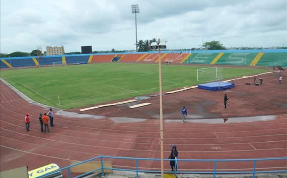 UJ Esuene stadium Calabar