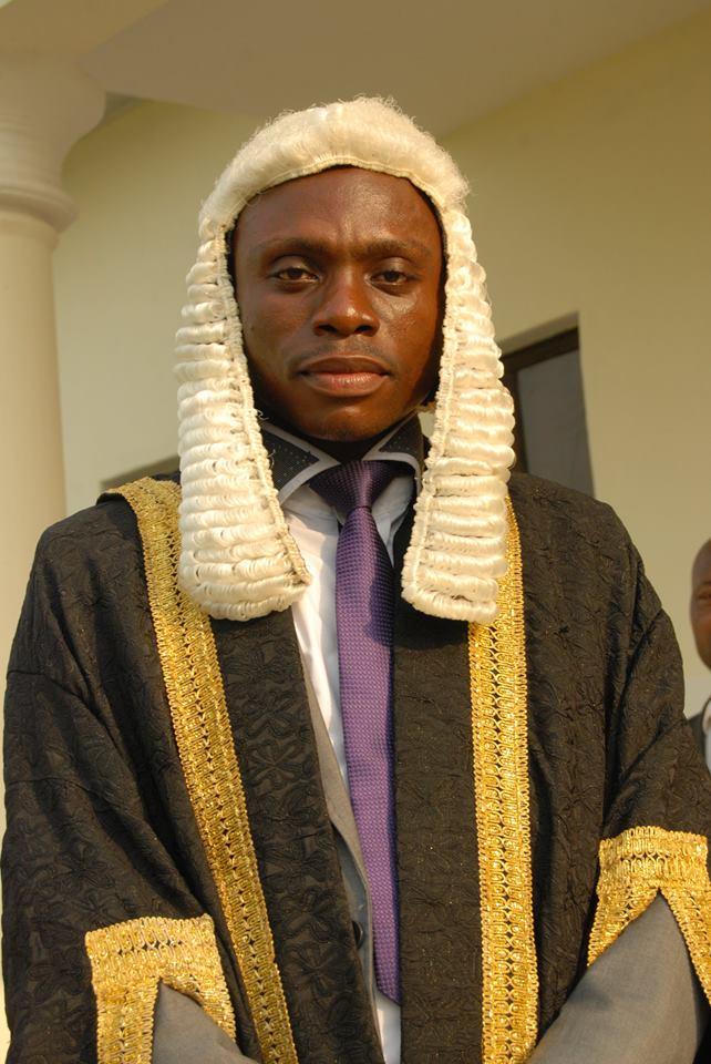 Leader, Abi Legislative Council, Hon. Joshua Akali Igboke