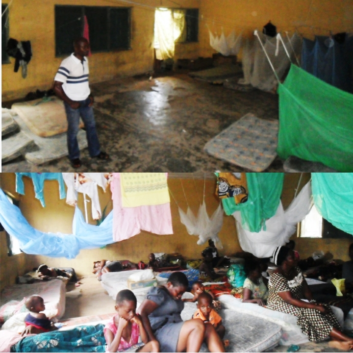 Exclusive photos of some rooms in the camp