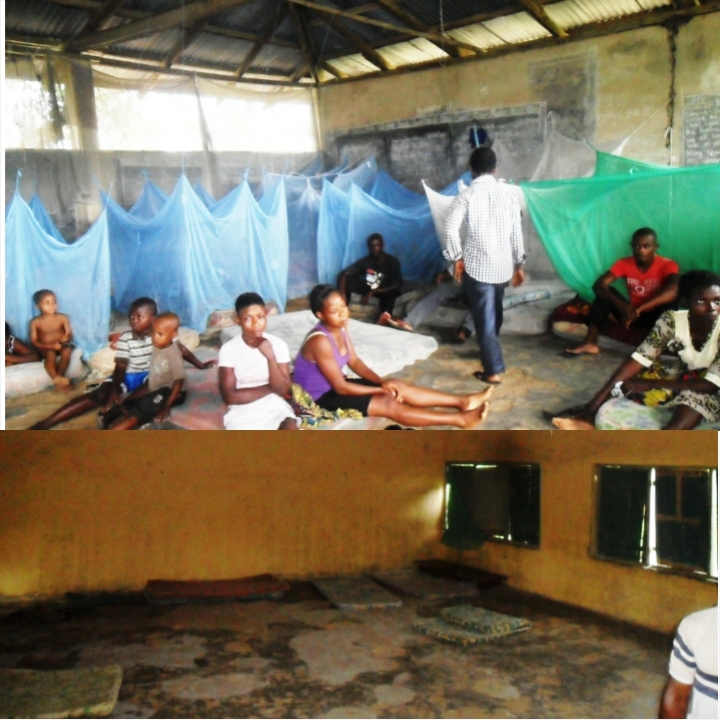 bakassi lies 7 Exclusive photos of some rooms in the camp 3