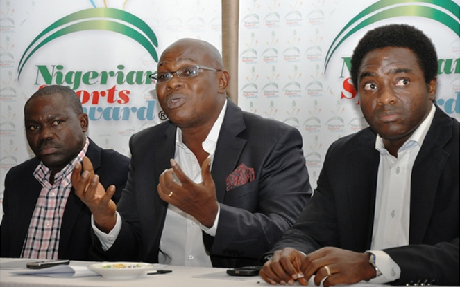 Nigerian Sports Award 2014: Fashola, Imoke Eye Sports Governor Laurel
