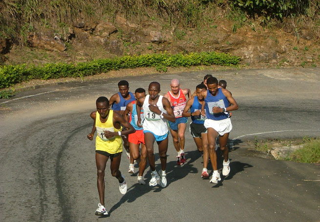 obudu mountain race