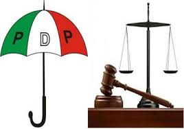 pdp in court
