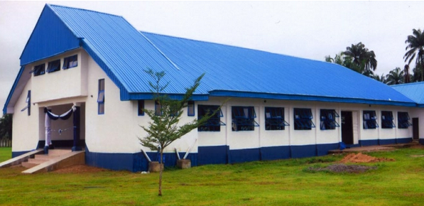 The new Multipurpose Hall