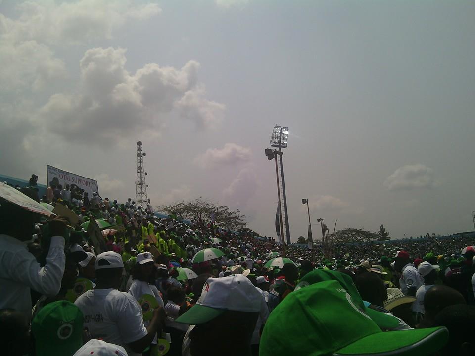 esuene stadium jonathan visit