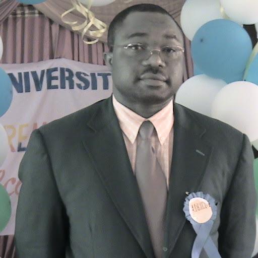 Dr. Sylvester Okey Ezeani, new REC, CRS
