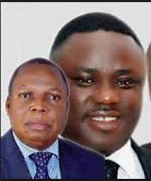 Fidelis Ugbo and Ben Ayade