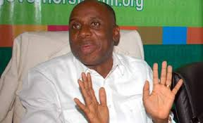 Governor Rotimi Amaechi of Rivers State