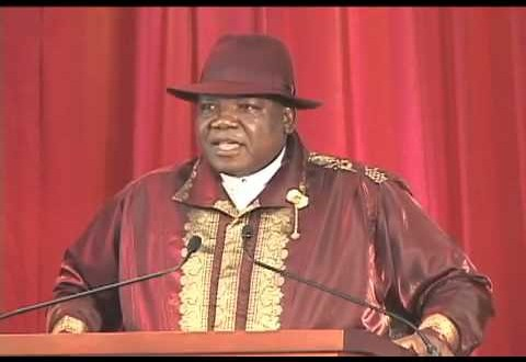 High Chief Edem Duke