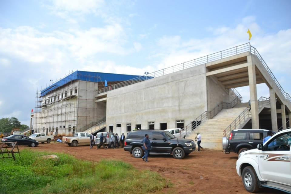 Patience Jonathan Commissions Ikom Stadium