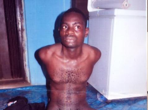 Steven Nyong, alleged rapist