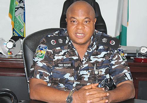 Tunde Ogunsakin, AIG Zone 6, Calabar
