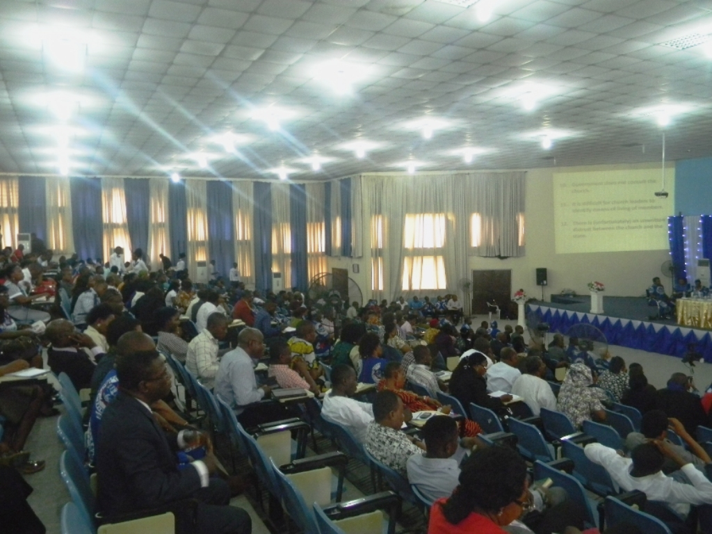 Convocation Lecture