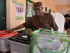 Governor Imoke casting his vote yesterday
