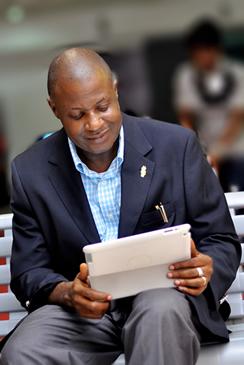 Odey Ochicha, APC Guber Candidate in Cross River State
