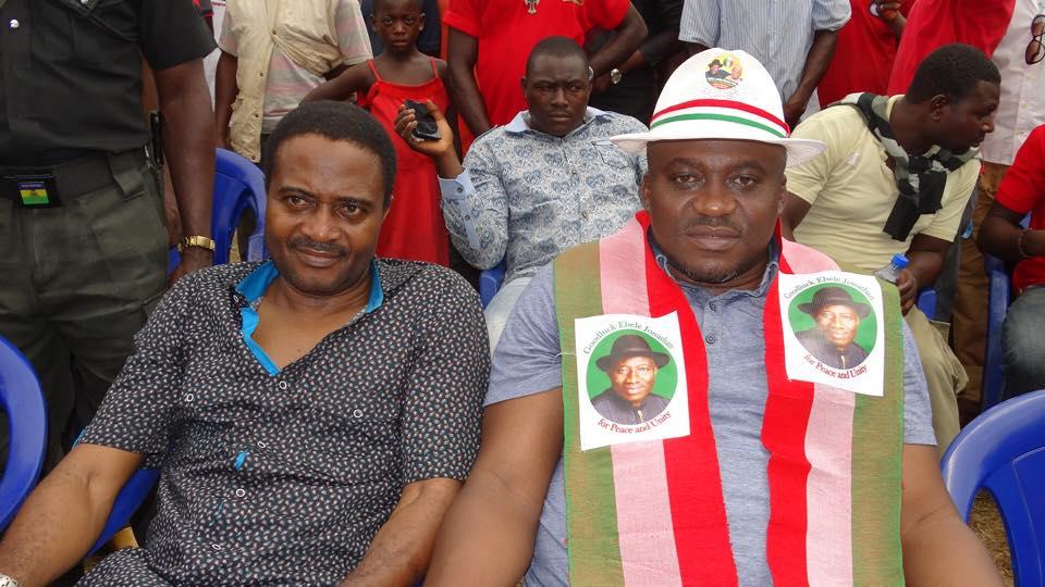 Venatius Ikem and Legor Idagbo
