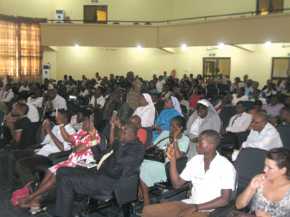 Youth conference (file picture}