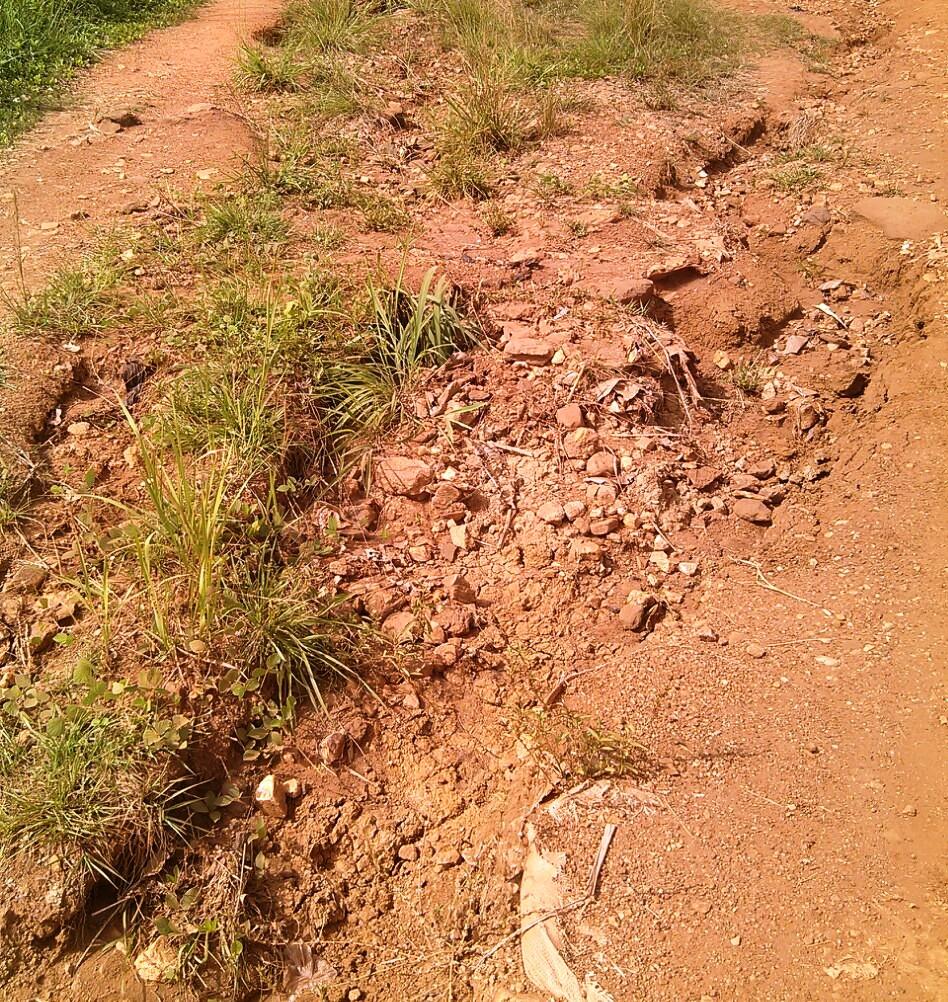 Deplorable Okworotung road