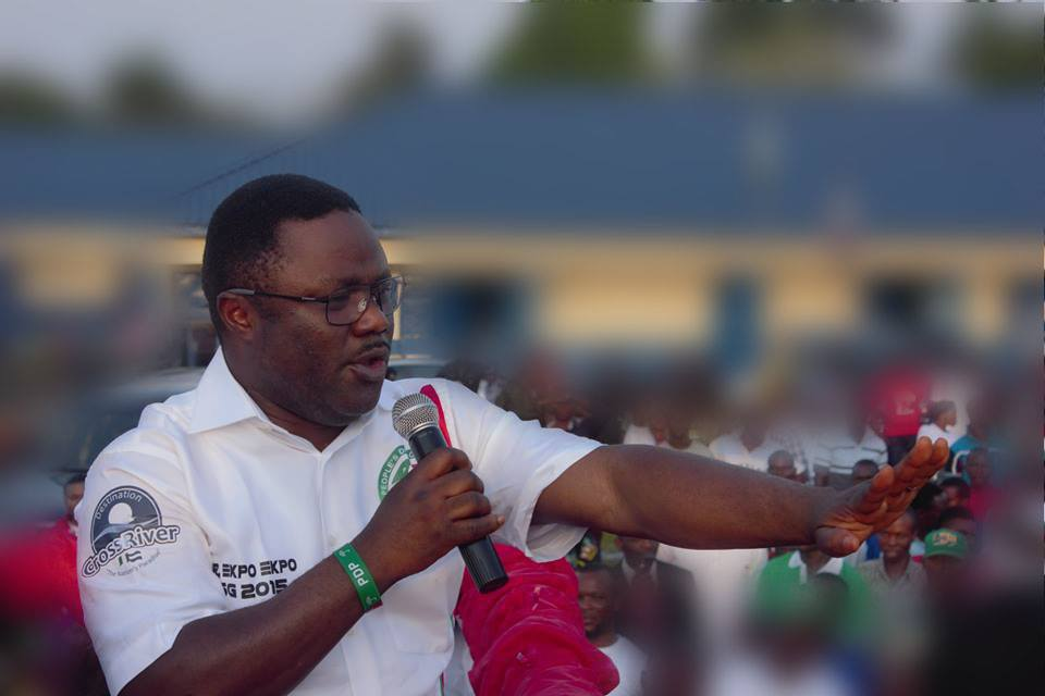 Ben Ayade, Governor-Elect, Cross River State