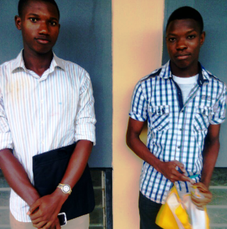 Bassey and Isaiah, two of the respondents