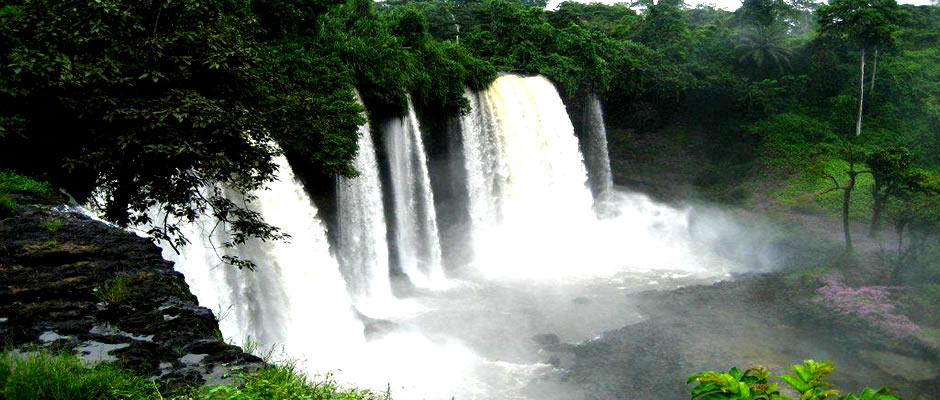 Agbokim Waterfalls Can Generate 445 Megawatts Of Electricity