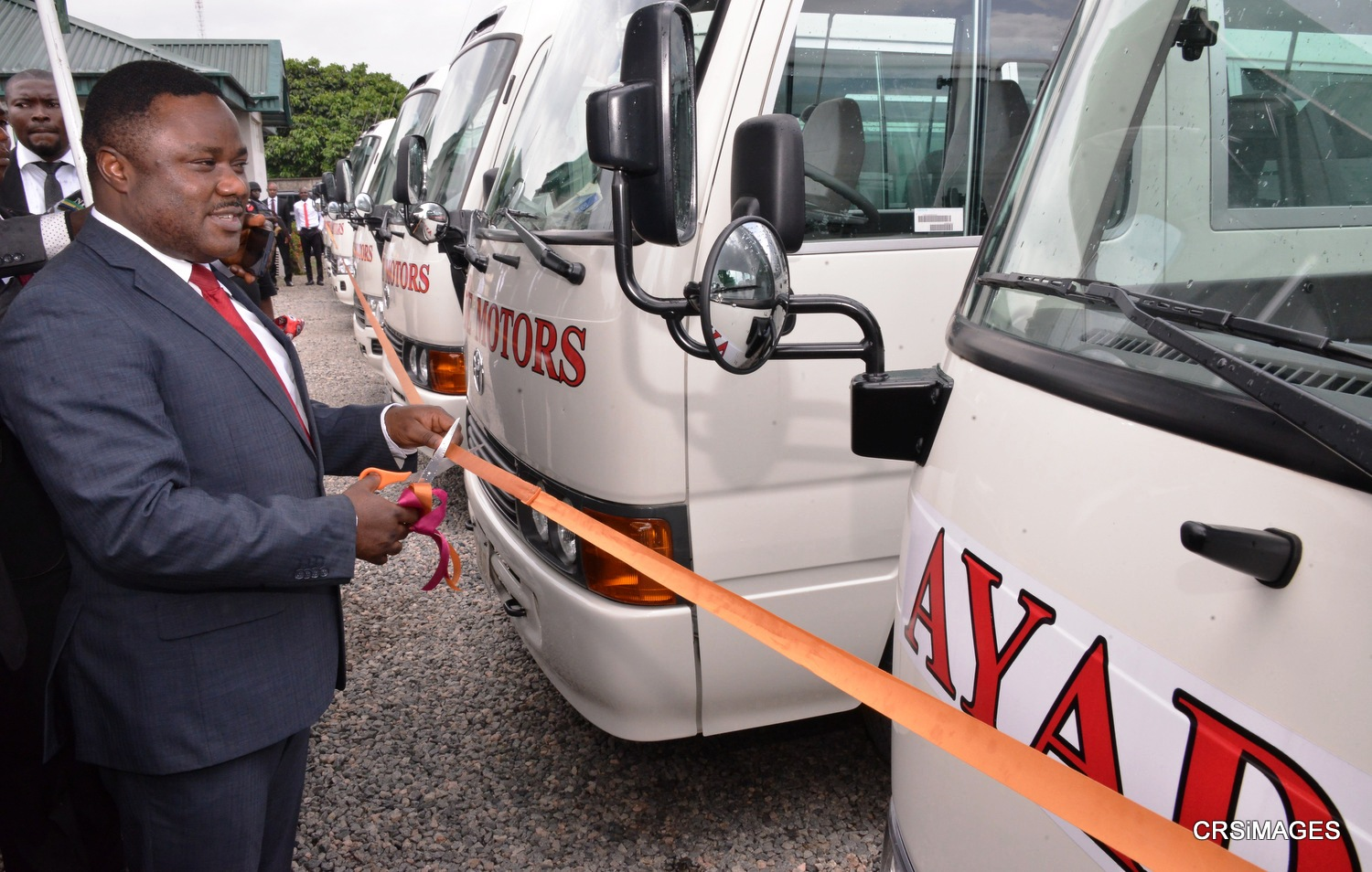 Ayade Commissions Ayade Motors