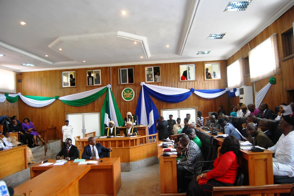 I Am Indebted To Liyel Imoke – John Gaul, Speaker Cross River House Of Assembly