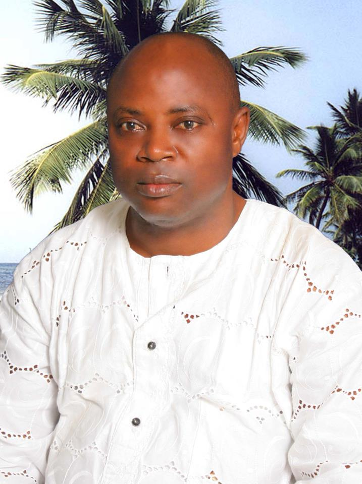 Dr. Elucate Ekom Okora, Member representing Obubra State House Constituency 2