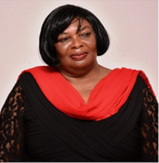Barrister Tina Agbor, Secretary to Cross River State Government
