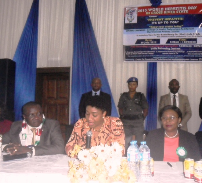 Cross River State Marks World Hepatitis Day