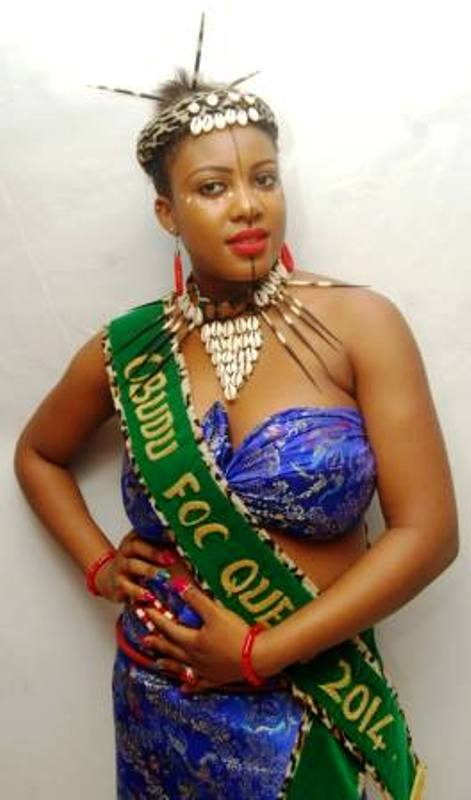 Our Culture Is Our Heritage – Obudu Face Of Culture Queen 2014