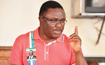 Ayade Dedicates Victory To God, Cross Riverians, Extend Hand Of Fellowship To Agi