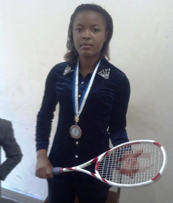 18 Years Old Cross Riverian Wins Bronze Medal In Squash Competition