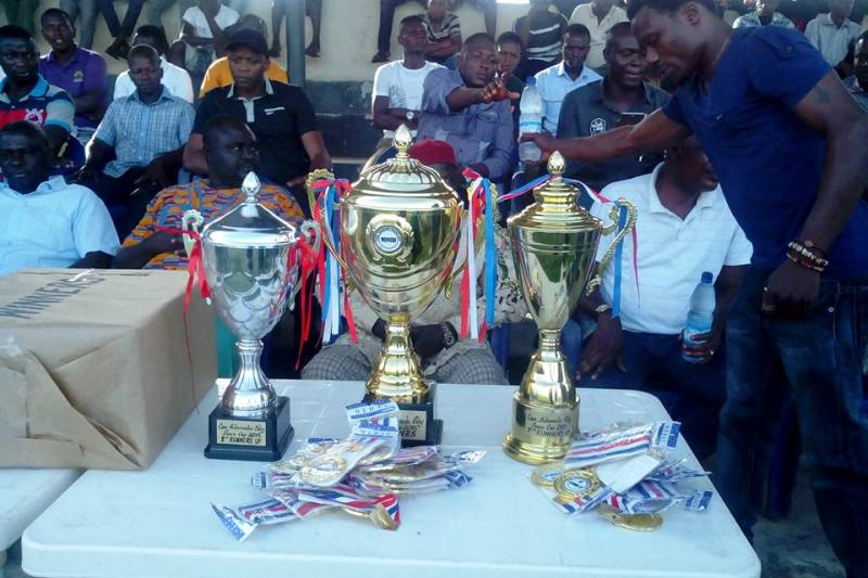 Global FC Wins 2nd Adamade Odey Unity Cup