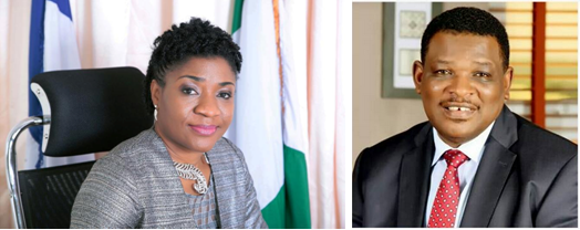 Cross River First Lady, Dr. Linda Ayade and Prince Jedy Agba