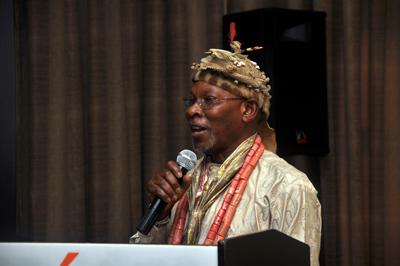 HRM Effiong Mbukpa, Muri Munene of the Efuts