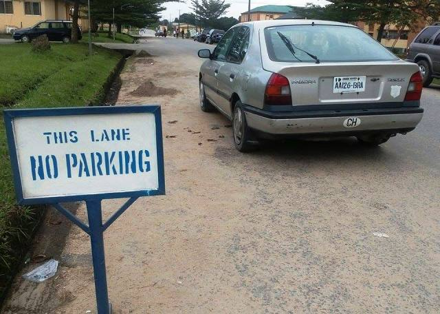 Picture of the Day: Obeying the Law?