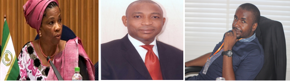 Nkoyo Toyo, Ekong Edem, Stanley Nsemo
