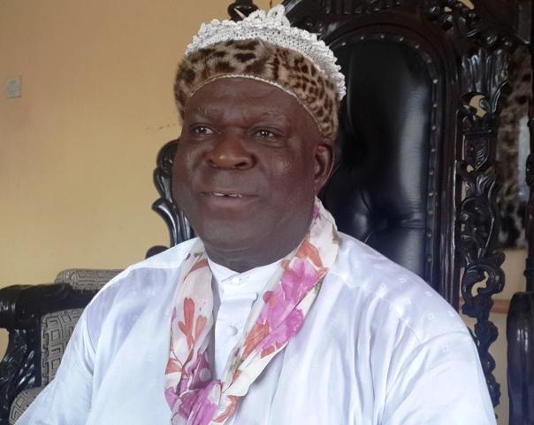 Obong of Calabar