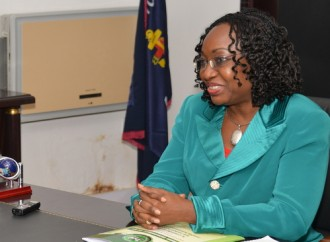 Winifred Oyo Ita, Head of Service of the Federation