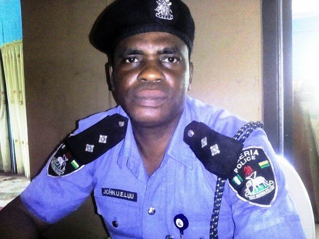 Assistant Superintendent of Police (ASP) John Eluu, Police Public Relations Officer (PPRO), Cross River Command
