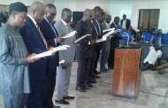 Governor Ayade Swears In, Assigns Portfolios To 28 Commissioners