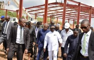 Governor Ayade Expresses Satisfaction With Quality Of Work At Garment Factory